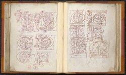Sloane MS 1448A, ff. 21v-22