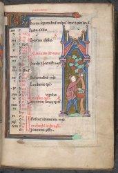 Burney MS 345, f. 5