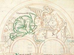 Arundel MS 155, f. 9v