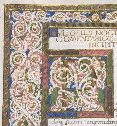 Burney MS 174, f. 3v