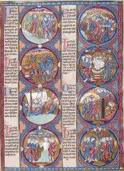 Harley MS 1526, f. 6v