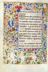 Stowe MS 25, f. 134v
