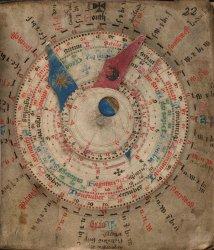 Egerton MS 848, f. 22
