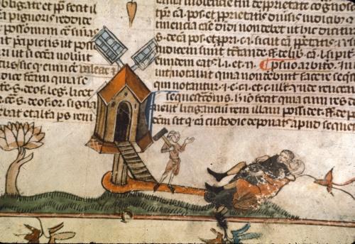 Drunk hermit