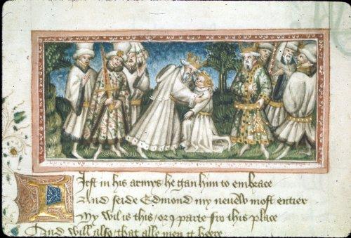 Offa and Edmund