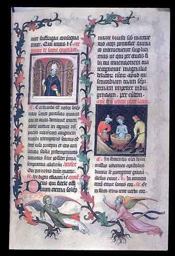 Quirinus and John