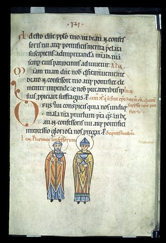 Confessors