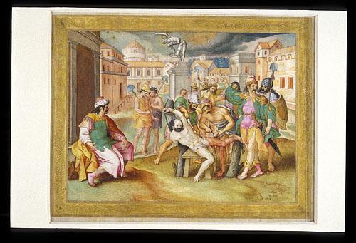 Martyrdom of Bartholomew