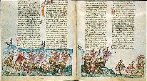 Shipwreck of Ajax Oileus