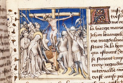 Piercing of Christ's side