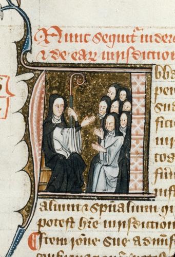 Abbatissa (Abbess)