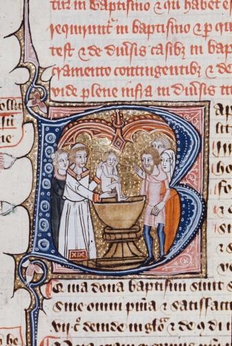 Baptismus (Baptism)