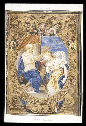Commission from Alvise I Mocenigo to Marco Corner