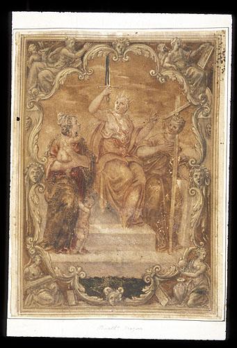 Commission from Alvise I Mocenigo to Bartolomeo Magno