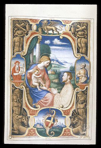 Commission from Pietro Lando to Pietro Pizzamano