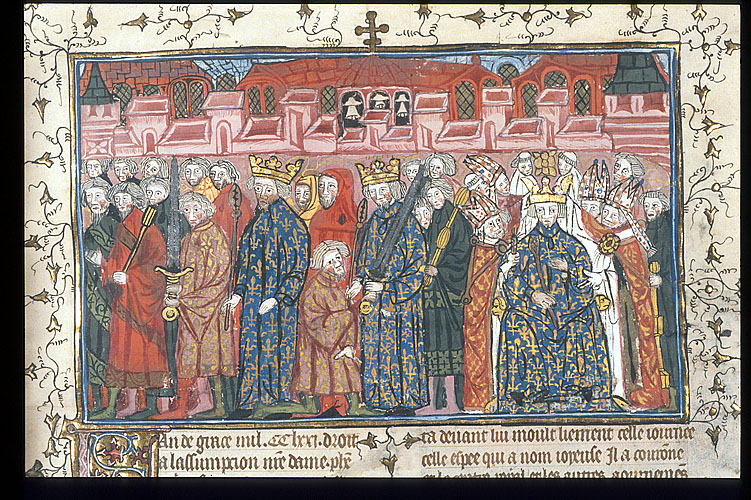 Coronation ceremonies