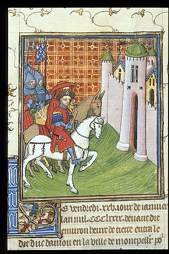 Duke of Anjou