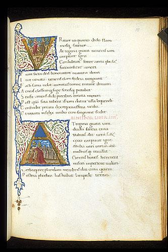 Historiated initials