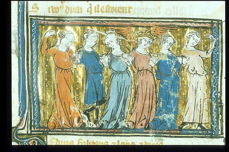 The Dance in the Garden of Deduit