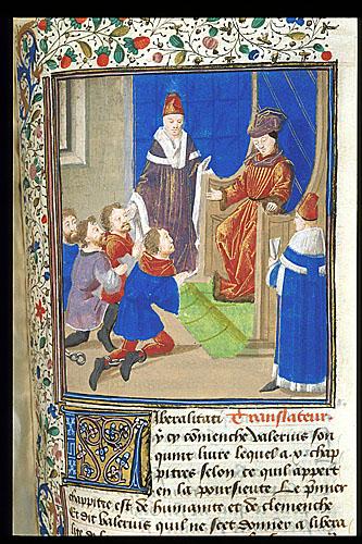 Ruler granting clemency to prisoners