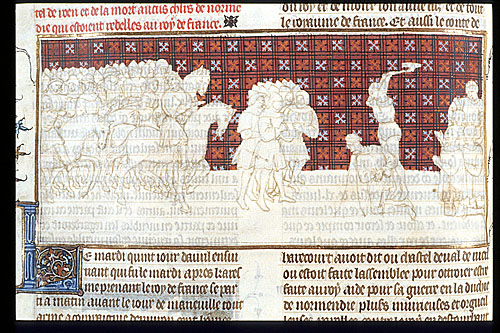 Execution of the count of Harcourt