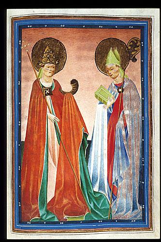 Cornelius and Cyprian
