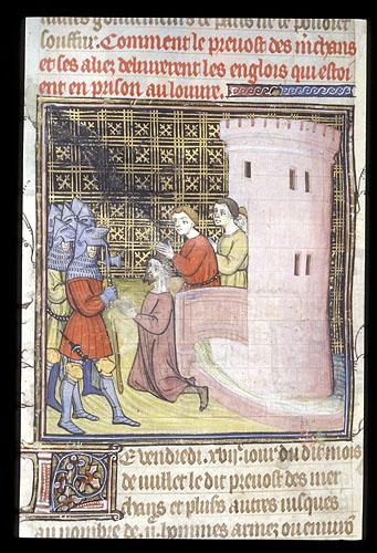 English prisoners
