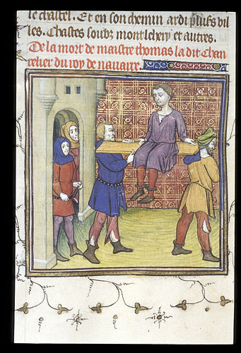 Chancellor of Navarre
