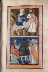 Flight into Egypt and the Massacre of the Innocents