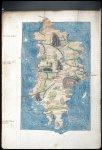 Miniature of a map: 'Crete hodie candia'.
