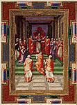 Papal ceremony