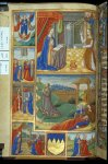 Scenes of the Virgin and Christ