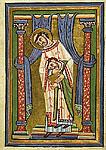 Ecclesiastic and deacon