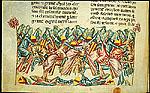 Battle with Samnites