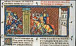 Fighting in Aquitaine