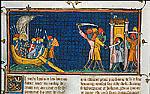 Louis IX at Tunis