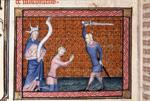 Beheaded man