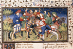 Capture of Candaculus' wife