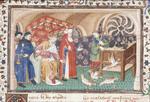 Alexander and caladrius birds