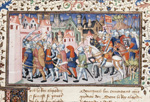 Entry of Alexander