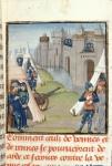 Siege of a Breton city