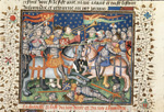 Battle of Alexander against the Persians