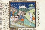 Regnault seizing Charlemagne