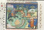 Duel of Ponthus and Benard