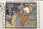 Ponthus embarking