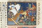 Ponthus killing Corbaran