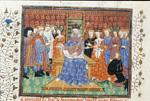 Duke of Burgundy asking for Sidoine in marriage