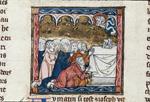 God speaking to Joseph of Arimathea