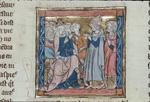 Joseph speaking to Sarrachine