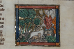 Joseph disputing with a ruler